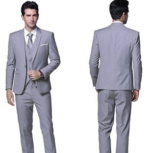 Other - Men's Slim Fit 3-Piece Suit